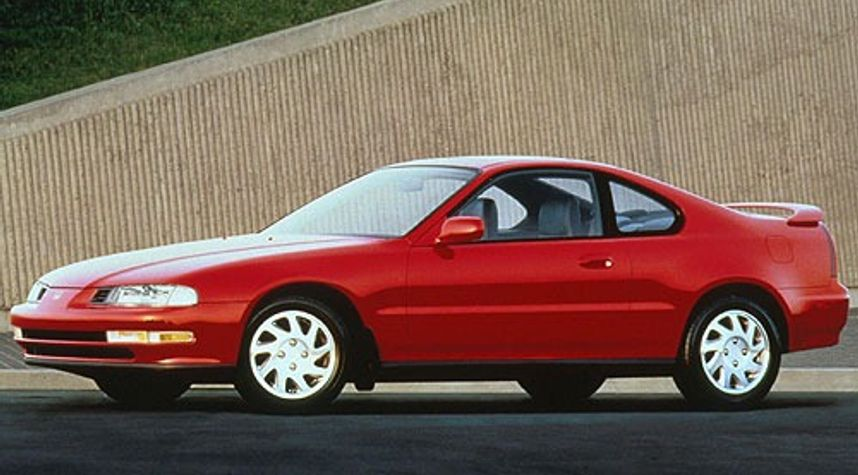 Main photo of Sam Porter's 1996 Honda Prelude