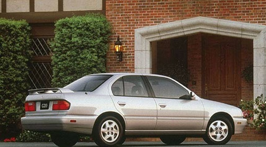 Main photo of Josh Ambala's 1996 Infiniti G20