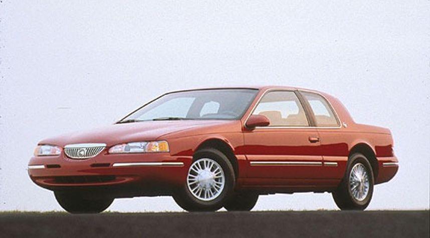 Main photo of Jack Fisco's 1996 Mercury Cougar