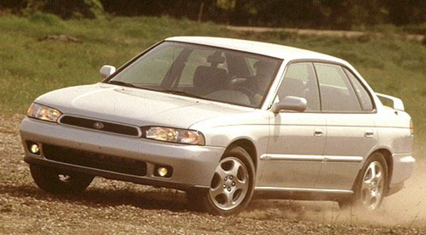 Main photo of Kevin McDowell's 1996 Subaru Legacy