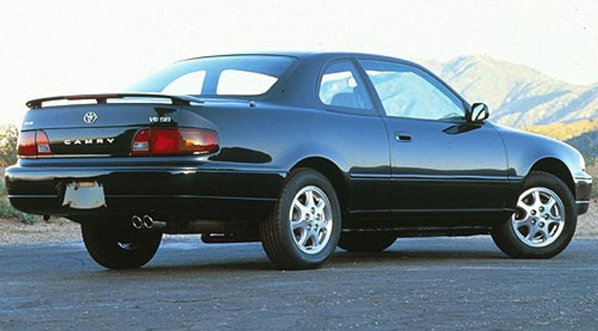 Main photo of Zach Sather's 1996 Toyota Camry
