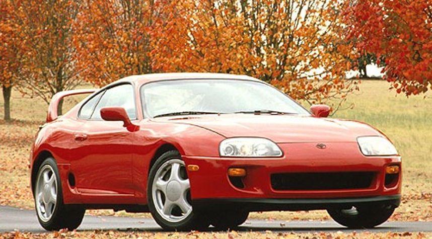 Main photo of Edgardo Cuello's 1996 Toyota Supra
