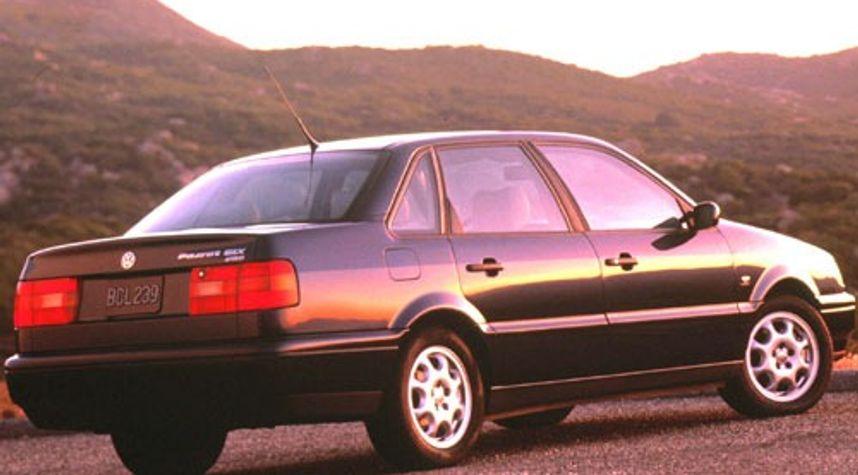 Main photo of Charles Boykin's 1996 Volkswagen Passat