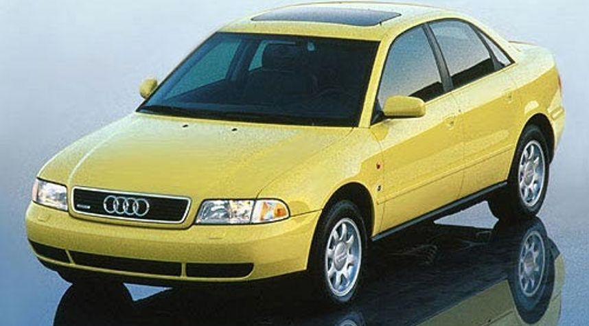 Main photo of Harlan T. Williams's 1997 Audi A4