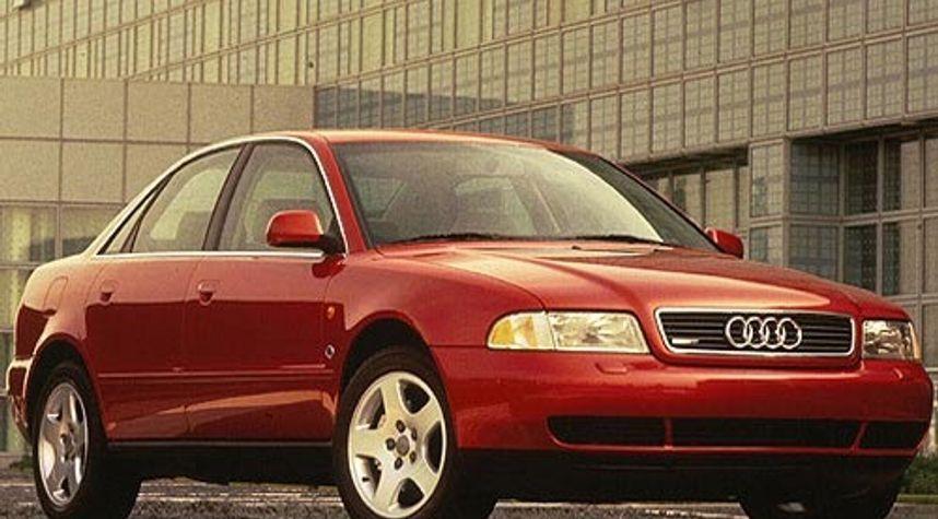 Main photo of Dalton Kent's 1997 Audi A4