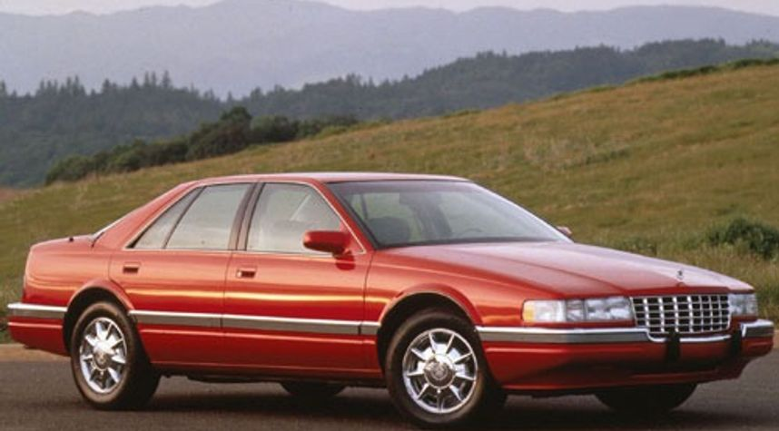 Main photo of Quinn Olson's 1997 Cadillac Seville