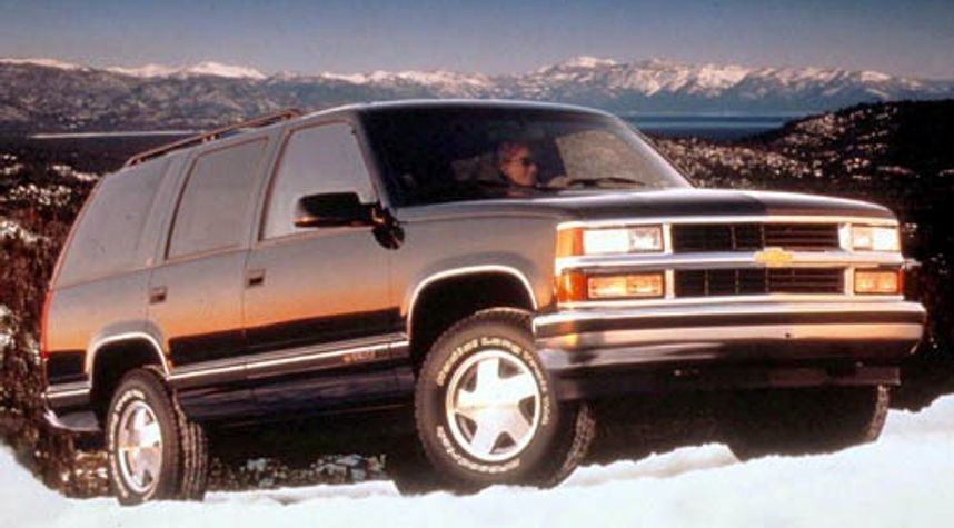 Main photo of Austin Klaiber's 1997 Chevrolet Tahoe