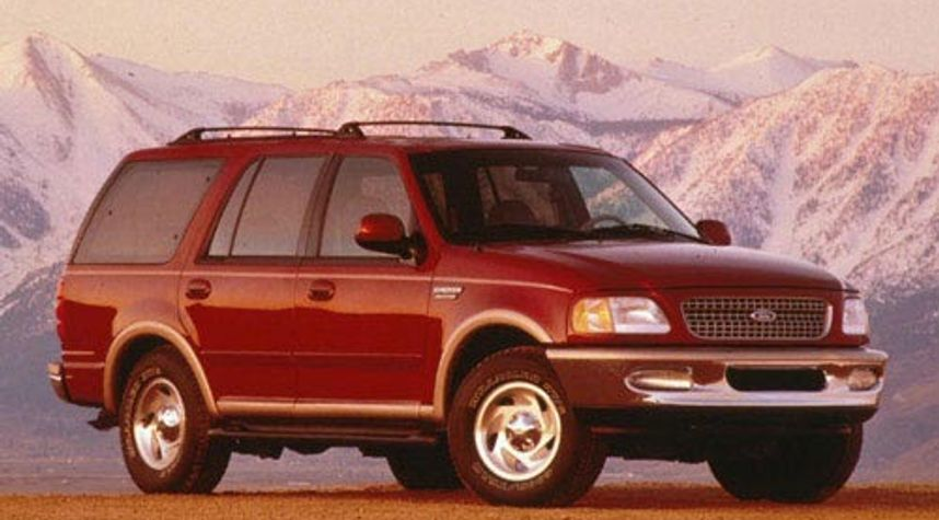 Main photo of Matthew McDaniels's 1997 Ford Expedition