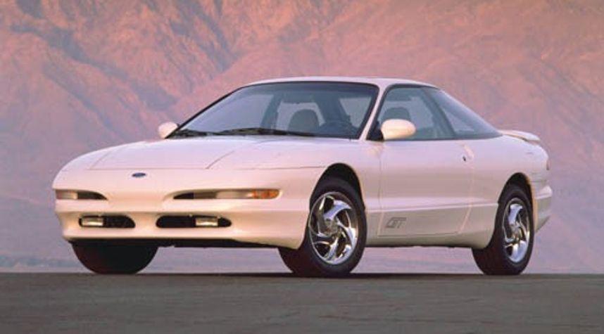 Main photo of Sean Harlow's 1997 Ford Probe