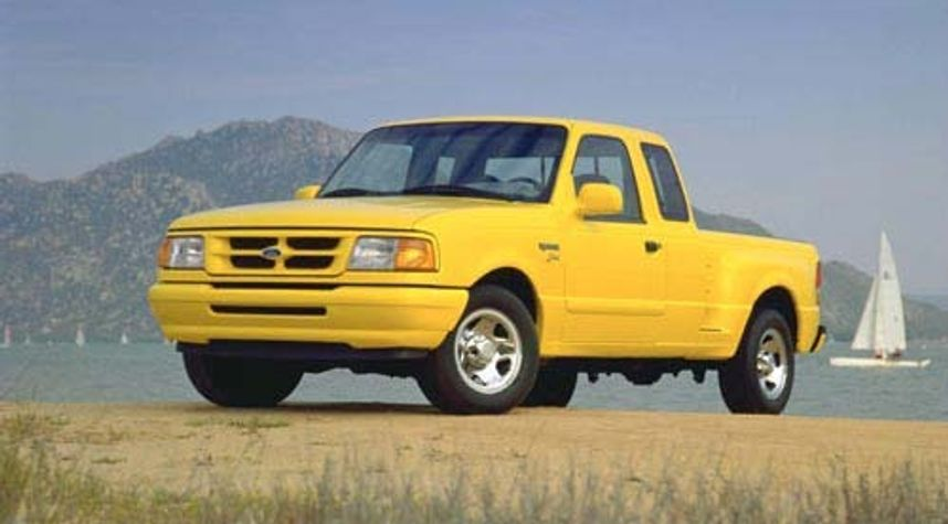 Main photo of Alexander Pounds's 1997 Ford Ranger