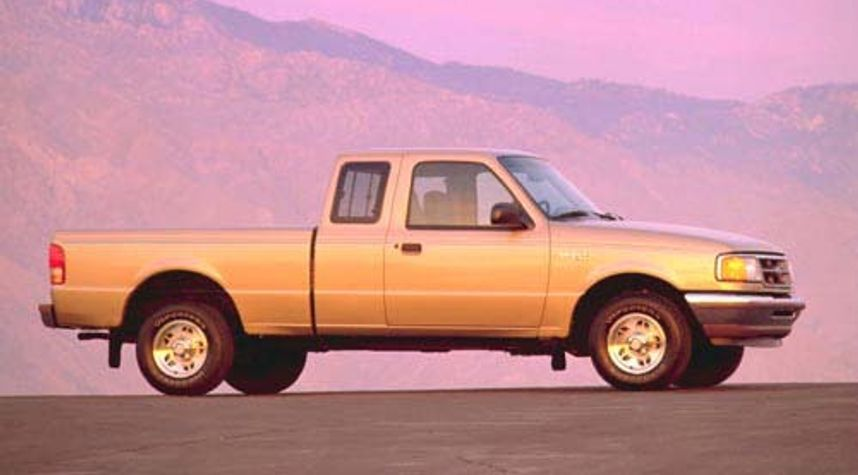 Main photo of John Berry's 1997 Ford Ranger