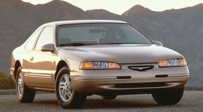 Main photo of Scott Reska's 1997 Ford Thunderbird