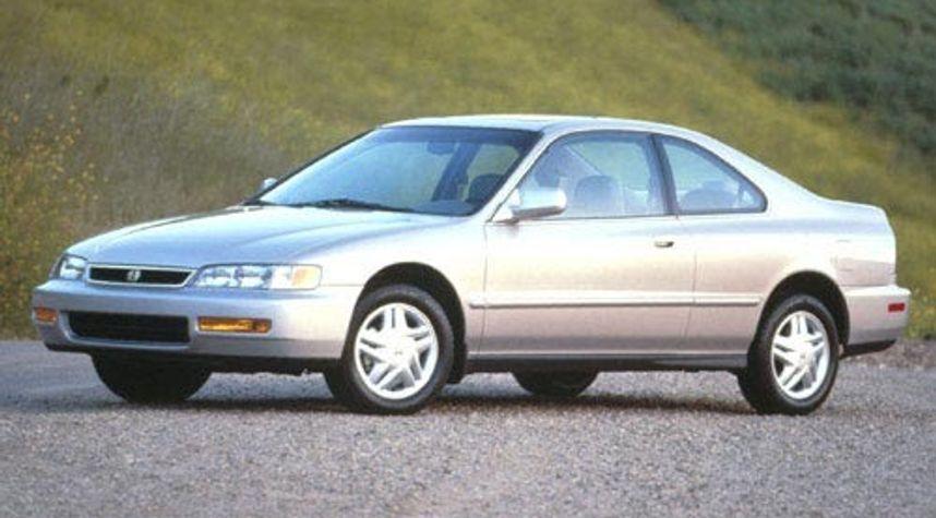 Main photo of Trevor Gwin's 1997 Honda Accord