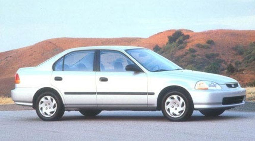 Main photo of Dan Banker's 1997 Honda Civic