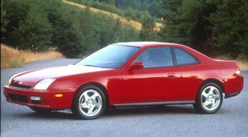 Main photo of Jon Thompson's 1997 Honda Prelude