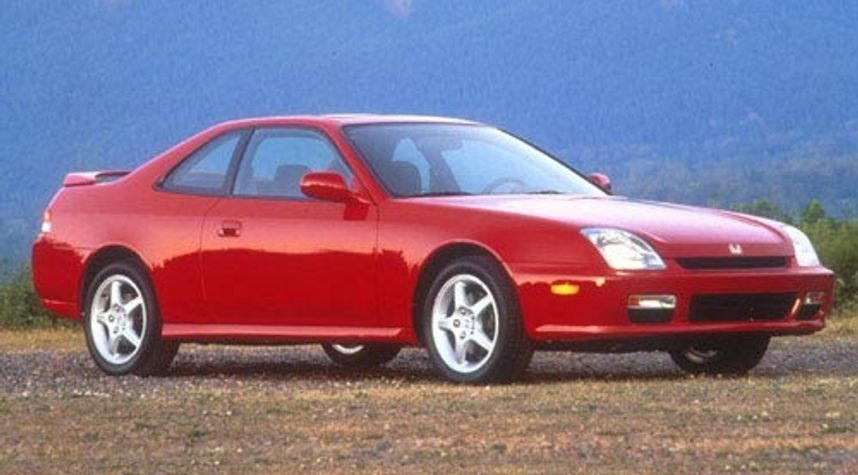 Main photo of Ryan Edison's 1997 Honda Prelude