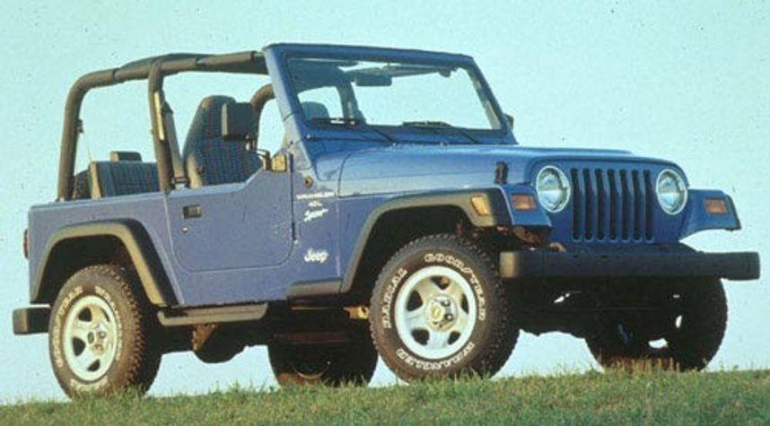 Main photo of Cody Dennis's 1997 Jeep Wrangler