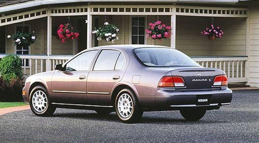 Main photo of Chris D'Agostino's 1997 Nissan Maxima