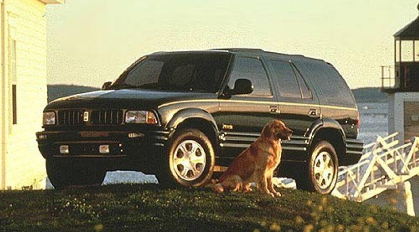 Main photo of Leon Klimek's 1997 Oldsmobile Bravada