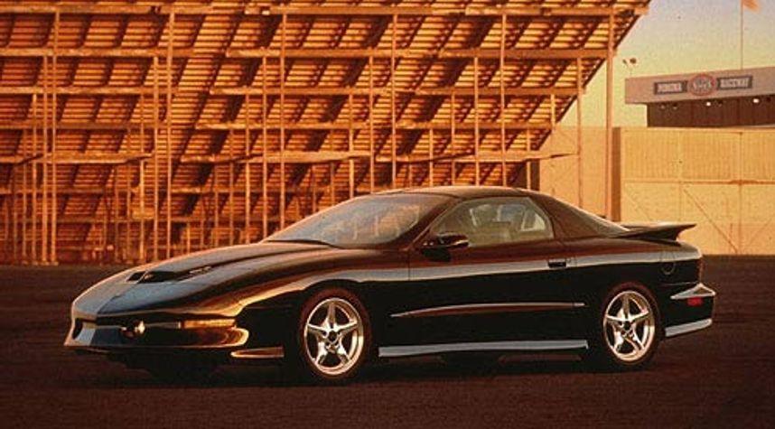 Main photo of Branden Wyatt's 1997 Pontiac Firebird