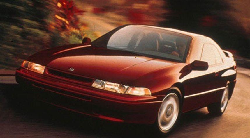 Main photo of Galen Powell's 1997 Subaru SVX