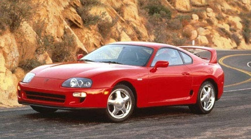 Main photo of Omar Aparicio's 1997 Toyota Supra