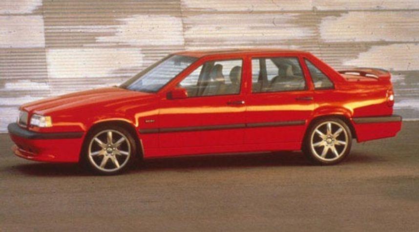 Main photo of Bryson Davis's 1997 Volvo 850
