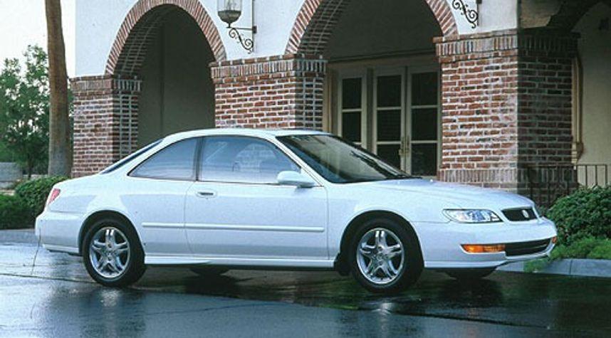 Main photo of Jusrin Breuker's 1998 Acura CL