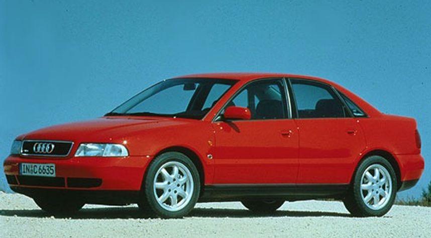 Main photo of Ismael Cardona's 1998 Audi A4