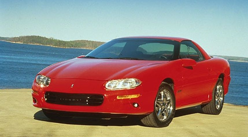 Main photo of George Bowers's 1998 Chevrolet Camaro