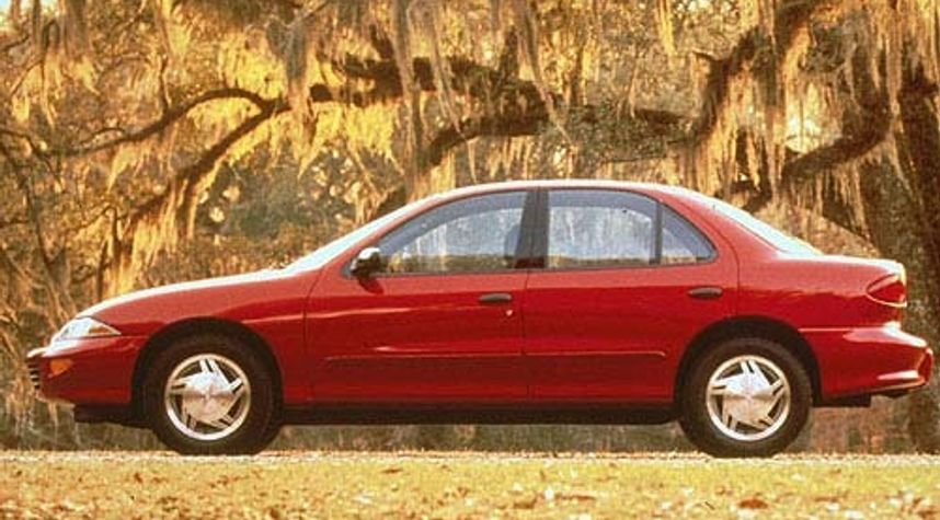 Main photo of Eden Yakov's 1998 Chevrolet Cavalier