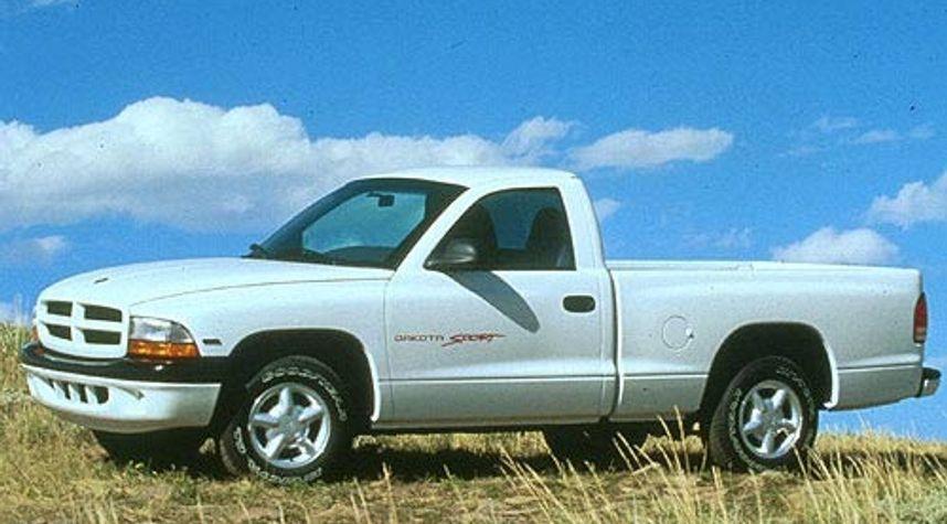 Main photo of Chance Kristo's 1998 Dodge Dakota
