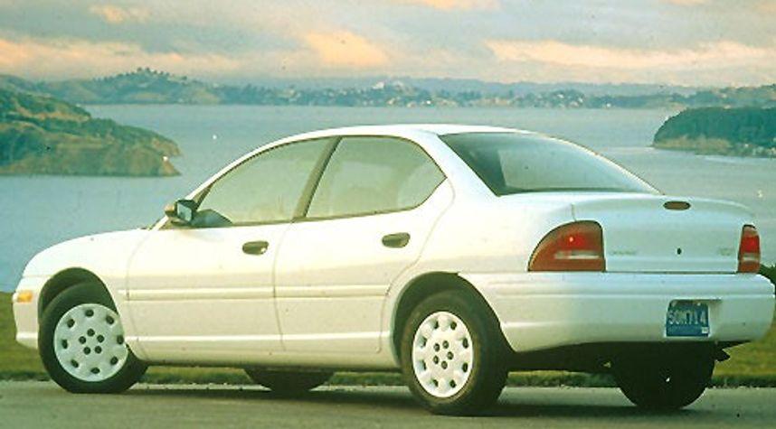 Main photo of Steve Knapp's 1998 Dodge Neon