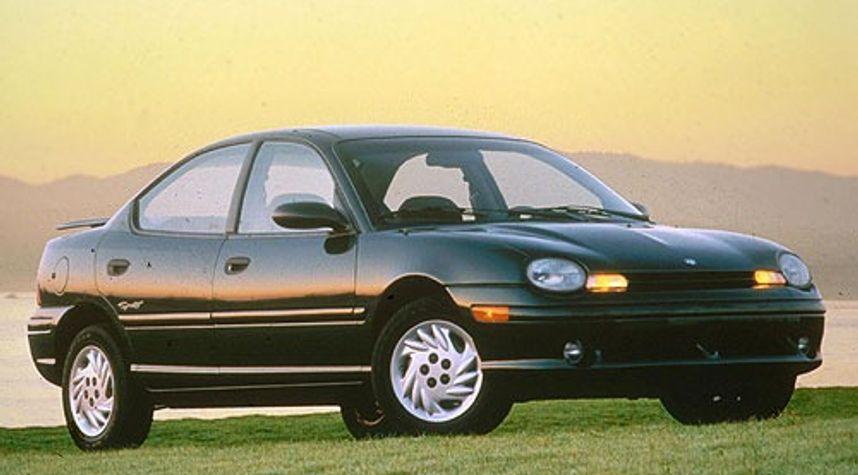 Main photo of Brody Shrum's 1998 Dodge Neon