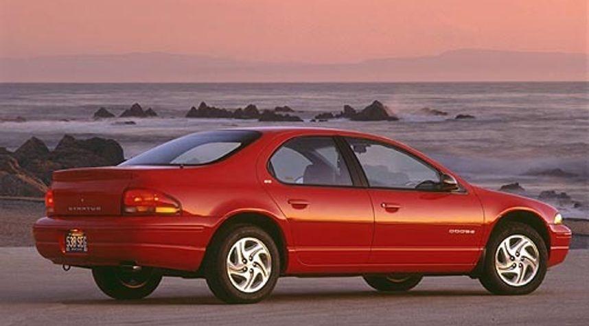 Main photo of Joe Kurzawski's 1998 Dodge Stratus