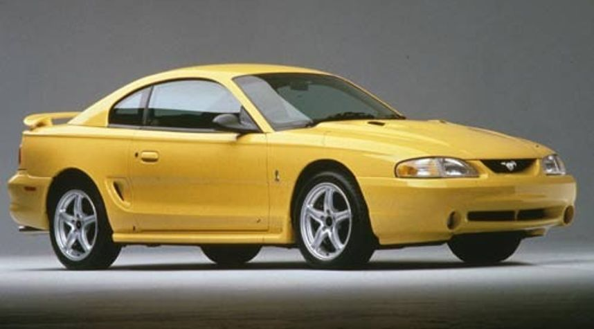 Main photo of William Perkins's 1998 Ford Mustang