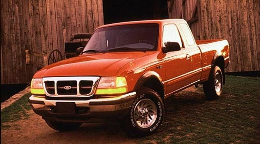 Main photo of Ricardo Echevarria's 1998 Ford Ranger