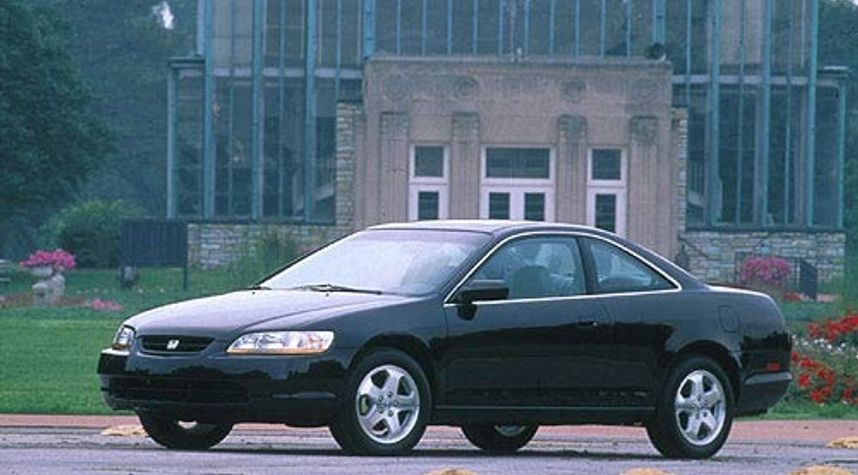Main photo of Zach Smith's 1998 Honda Accord