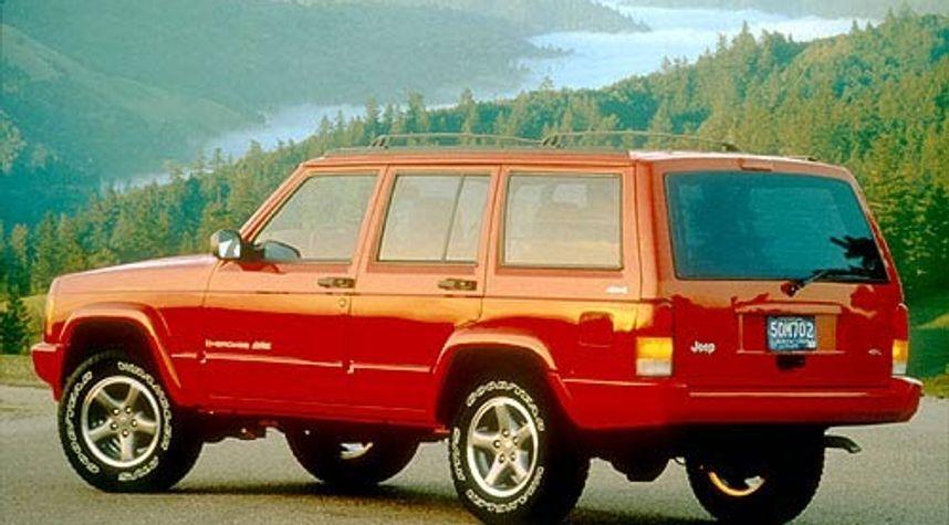 Main photo of Robert  Stanze 's 1998 Jeep Cherokee