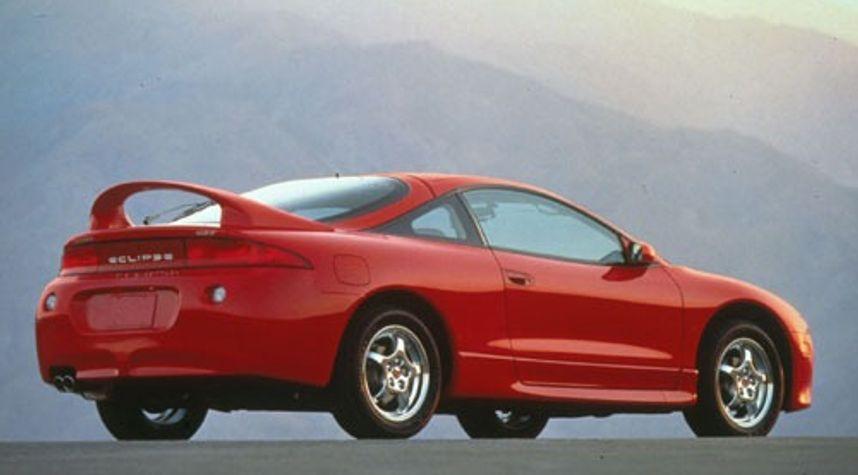 Main photo of Alek Merkoulov's 1998 Mitsubishi Eclipse