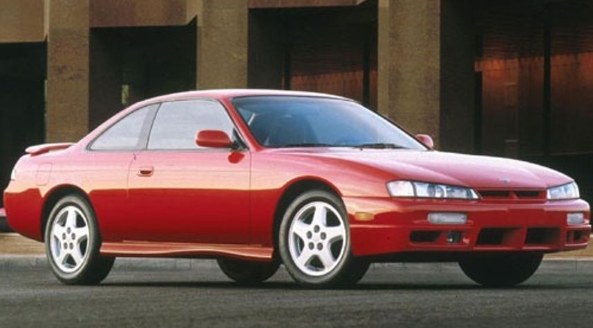 Main photo of Michael Branca's 1998 Nissan 240SX