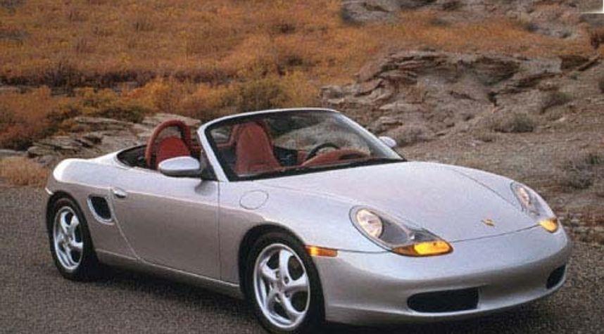 Main photo of Radley So's 1998 Porsche Boxster