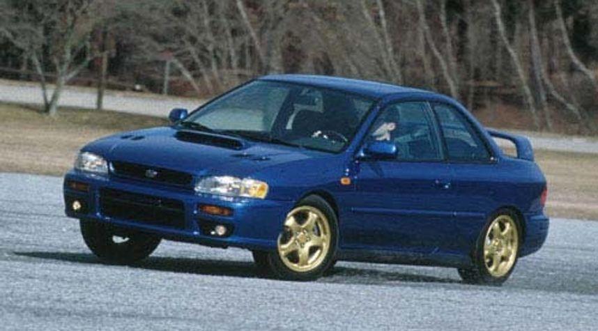 Main photo of James Anthony's 1998 Subaru Impreza