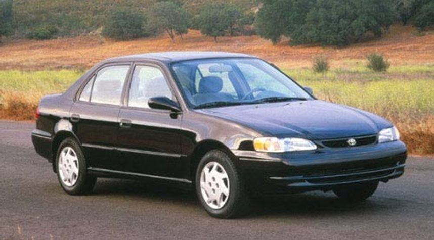Main photo of Eion Ryckman's 1998 Toyota Corolla