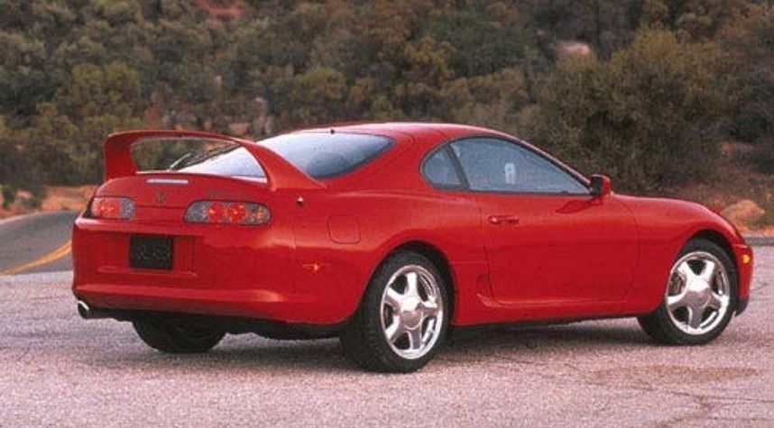 Main photo of Pablo Ramirez's 1998 Toyota Supra