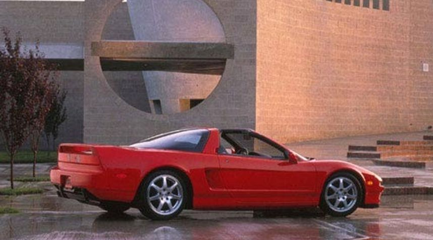 Main photo of Matt Miller's 1999 Acura NSX