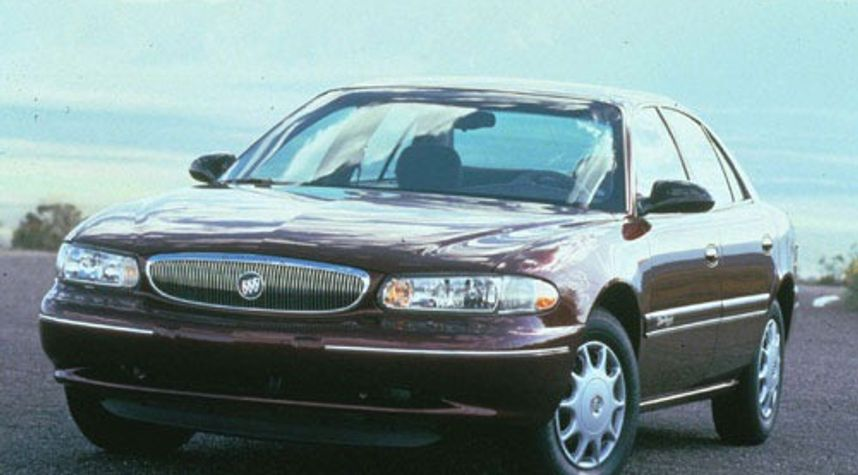 Main photo of Ryan Patrick's 1999 Buick Century