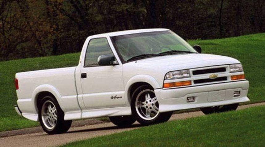 Main photo of Doug Bailey's 1999 Chevrolet S-10