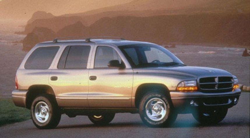 Main photo of Shane L Beers's 1999 Dodge Durango