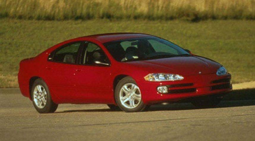 Main photo of Kevin Montgomery's 1999 Dodge Intrepid